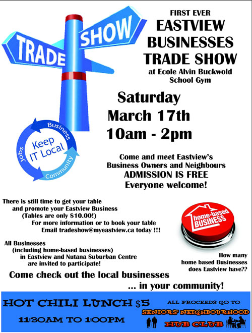 Eastview Businesses Trade Show